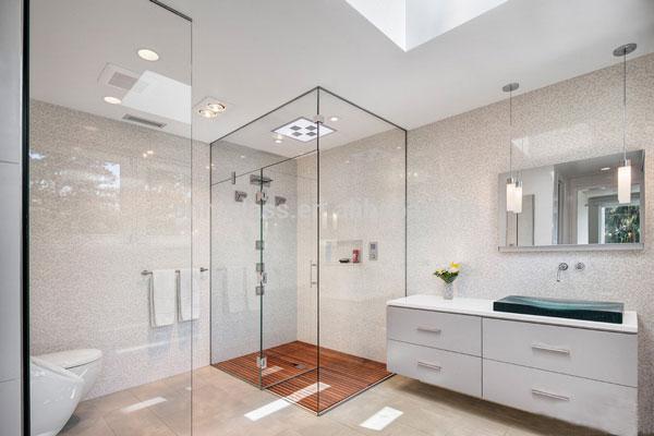 Tham khảo các mẫu phòng tắm kính đẹp HIỆN ĐẠI - ĐẲNG CẤP 4