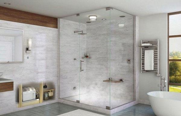 Tham khảo các mẫu phòng tắm kính đẹp HIỆN ĐẠI - ĐẲNG CẤP 5